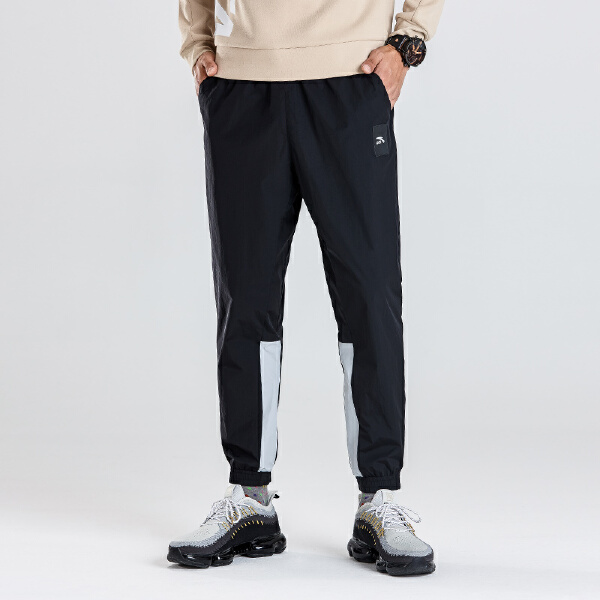 梭织运动长裤