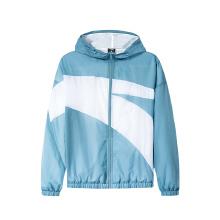 外套男2019春季新款时尚黑白LOGO运动外套开衫