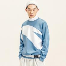 卫衣男2019春季新款卫衣宽松套头韩版潮学生运动套头卫衣