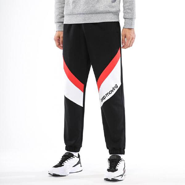 针织运动长裤