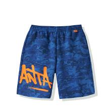 STASH系列男装短裤2019春夏季针织短裤