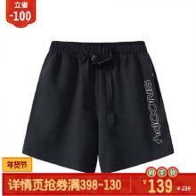 史努比联名短裤五分裤