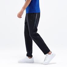 针织毫无疑问运动长裤