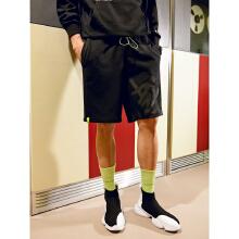 针织五分裤