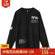 套头卫衣NASA