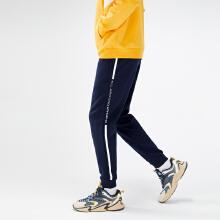 男装针织运动长裤2019秋冬季