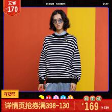 安踏吃豆人联名男装款编织衫2019秋冬季