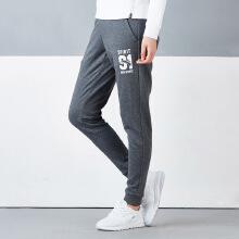女裤春夏新款运动裤修身学生跑步长裤针织收口小脚裤休闲裤