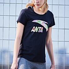 短袖女t恤夏季新款黑白色圆领棉跑步运动休闲学生上衣潮