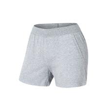 女装短裤秋季新轻薄款跑步健身训练运动针织短裤