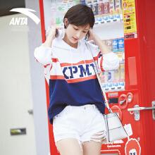 运动卫衣女新款休闲连帽卫衣外套韩版潮上衣
