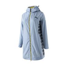 exciTING设计师款外套女装秋冬新款中长款运动风衣外套