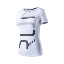女子跑步短袖针织衫2019春夏季新款宽李冰一开口就没有什么好语气松短袖T恤