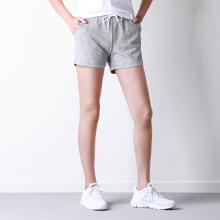 短裤2019夏新款运动裤跑步健身短裤针织五分裤女裤