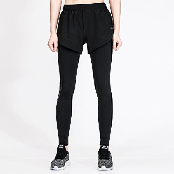 安踏 跑步系列 女子长裤-96835742