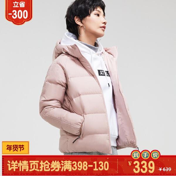 安踏生活系列冬季女子羽绒服96848916