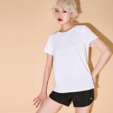 安踏女子2019夏新款跑步运动上衣女透气T恤
