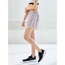 安踏女子2019夏季新款透气舒适跑步运动休闲短裤
