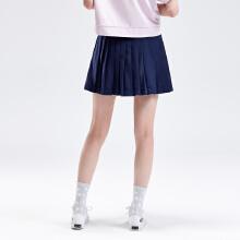 安踏女子2019春夏新款半身短款跑步运动裙子