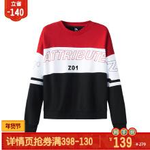设计师女装套头卫衣2019秋冬季