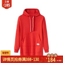 周翔宇女服女连帽套头卫衣2019秋冬款