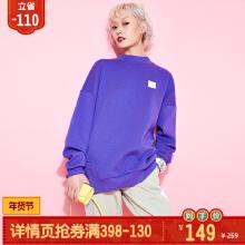 女服女套头卫衣2019秋冬款