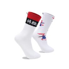 故宫文创合作款平板长袜两双装