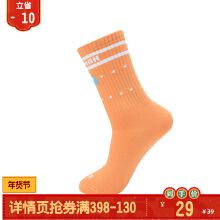 吃豆人联名系列平板长袜