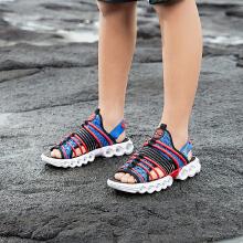 安踏儿童2019新款中大童漫威联名沙滩凉鞋