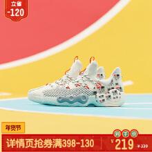 安踏儿童2019秋季中大童篮球鞋