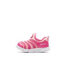 安踏儿童2019新款夏季婴童透气毛毛虫学步鞋跑学