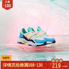 女鞋女中大童鞋休闲鞋运动鞋2019秋冬款