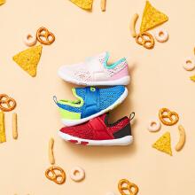 安踏儿童2019夏季婴童凉鞋网面透气机能学步鞋
