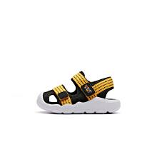 安踏儿童2019新款夏季婴童包头沙滩凉鞋