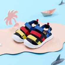 安踏儿童2019新款夏季小童包头防撞沙滩凉鞋