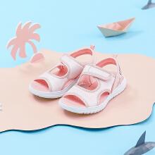 安踏儿童2019新款夏季小童女童沙滩凉鞋