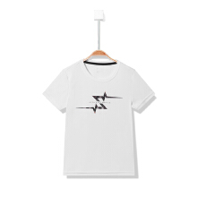 儿童短袖t恤男童装春秋新款时尚洋气休闲短袖运动T恤潮