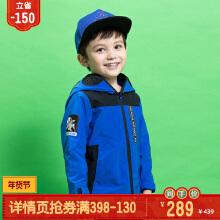男服男小童服梭织外套2019春夏款