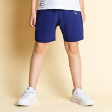 安踏儿童2019新款夏季中大童梭织短裤