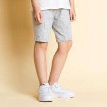 安踏儿童2019新款夏季中大童运动短裤五分裤