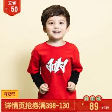 STASH联名男服男小童服长T2019秋冬款