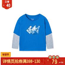 男服男小童服长T2019秋冬款