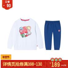 漫威男服男小童套装(春秋)2019秋冬款