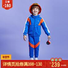 男小童套装针织运动套2019秋冬款