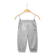 童装男女童秋冬新款学生中大童棉质舒适透气运动七分裤