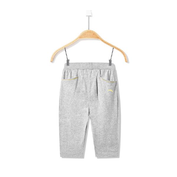 安踏儿童 女童针织七分裤-A36829781