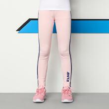 儿童女童裤大童针织运动长裤童装裤子