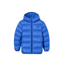 儿童男童装秋冬新款羽绒服保暖羽绒茄克外套