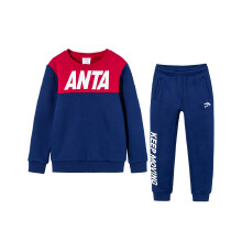 男童装冬季新款儿童运动套装加绒保暖运动服