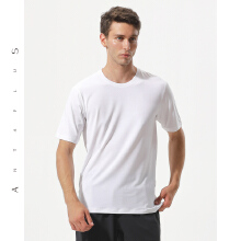 antaplus男运动短袖t恤银能科技上衣2019春季新款